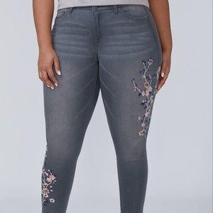 5f3cc19506 Lane Bryant Jeans - Super Stretch Skinny Ankle Jean